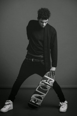 SDG EAST LONDON MAN COLLECTION BY ERIC MARILLIER