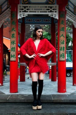 China Town Girl - AW 13